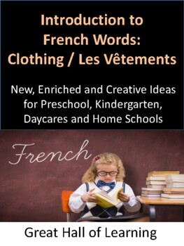 Introduction to French Words:  Clothing