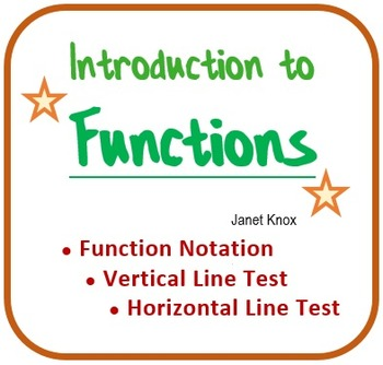 Introduction to Functions in Algebra