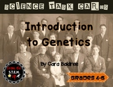 Introduction to Genetics Task Cards