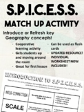 Introduction to Geography Activity - SPICESS