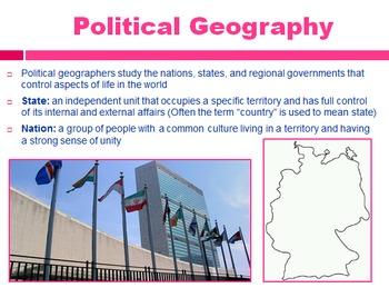 Introduction to Geography PowerPoint