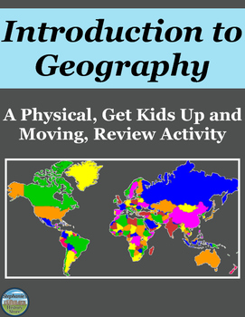 Introduction to Geography Review Activity