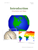 Introduction to Geography and Maps