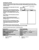 Introduction to Geometric Proofs Fall 2013 (with Answer Ke