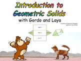 Introduction to Geometric Solids with Six Foldable Nets!