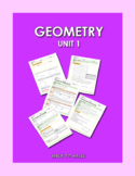 Introduction to Geometry: Chapter 1