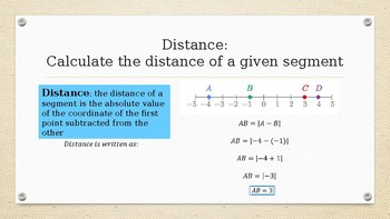 Introduction to Geometry: Measuring Line Segments