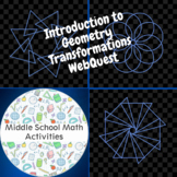 Introduction to Geometry Transformation WebQuest (8.G.1, 8.G.2, & 8.G.3)