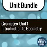 Introduction to Geometry Unit Bundle