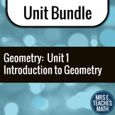 Introduction to Geometry Unit Bundle