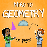 Introduction to Geometry Worksheet Packet