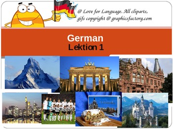 Introduction to German Alphabet Pronunciation Greetings