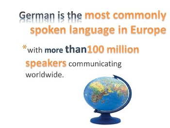 Introduction to German / Why learn German? / Greetings and introducing yourself