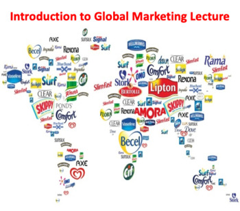Introduction to Global Marketing Lecture