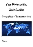 Introduction to Globalisation and Interconnections Booklet