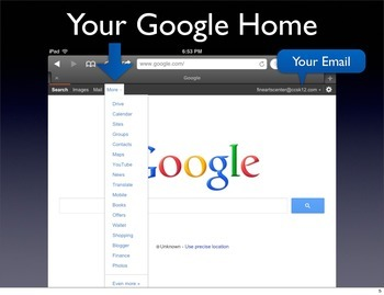 Introduction to Gmail on iPad