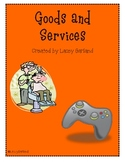 Introduction to Goods and Services