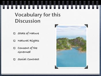 Introduction to Government Social Studies Four-Day Unit BUNDLE