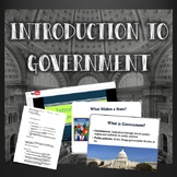 Introduction to Government