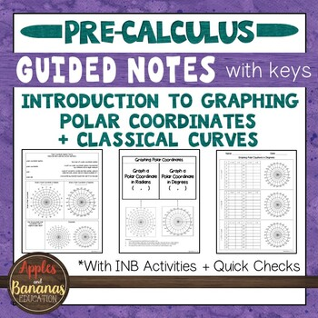 Introduction to Graphing Polar Coordinates and Classical Curves