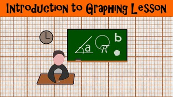 Introduction to Graphing Lesson with Power Point and Assignment
