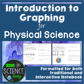 Introduction to Graphing for Physical Science