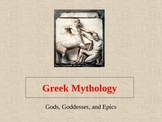 Introduction to Greek Mythology PowerPoint Slideshow