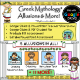 Greek Mythology Allusions and More