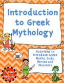 Introduction to Greek Myths and Greek Gods
