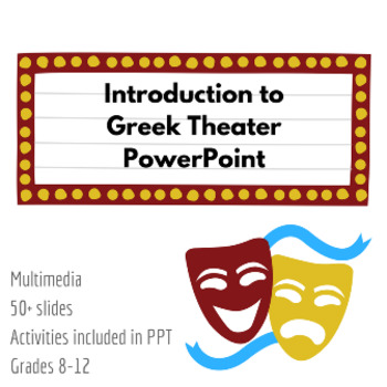 Introduction to Greek Theater PowerPoint