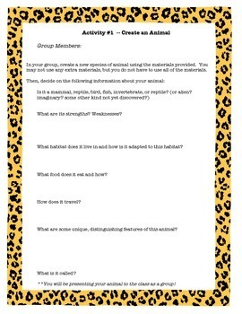 Introduction to Group Work Activity Pack