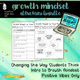 Digital Introduction to Growth Mindset: Ultra Mini Bundle