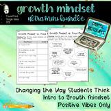 Digital Introduction to Growth Mindset: Ultra Mini Bundle