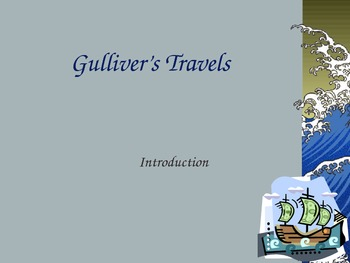 Introduction to Gulliver's Travels