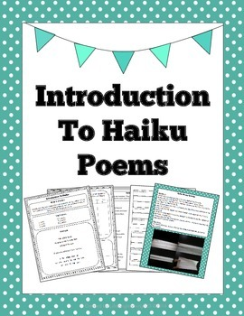 Introduction to Haiku Poems