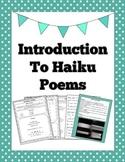 Introduction to Haiku Poems