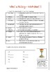 Introduction to History - Skills, worksheets, timelines, chronology, archaeology