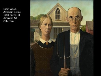 Introduction to History: Learning Historical Thinking through American Art