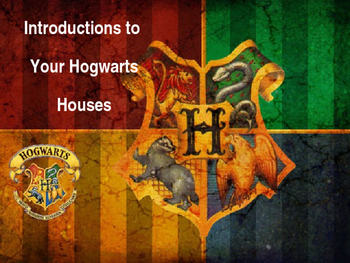 Introduction to Hogwarts Houses