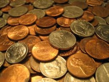 Introduction to Identifying, Sorting and Counting Coins