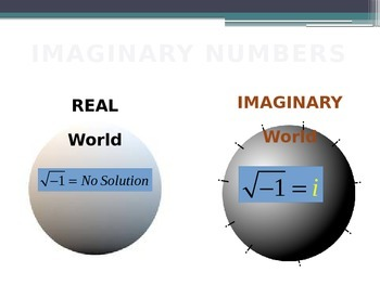 Introduction to Imaginary Numbers