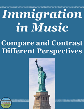 Introduction to Immigration Activity Song Analysis