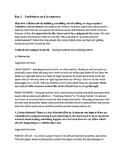 Introduction to Improvisation - 10-Week Curriculum