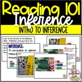 Reading - Introduction to Inference Through Pictures for U