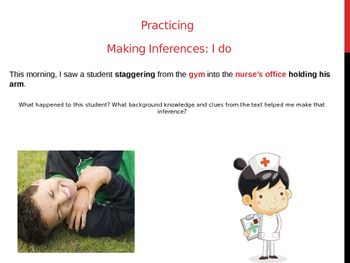 Introduction to Inferences - Gradual Release