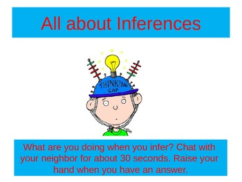 Introduction to Inferences