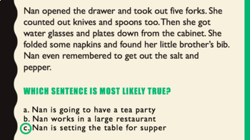 Introduction to Inferencing