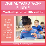 Introduction to Inflectional Endings - Digital Phonics Act
