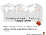 Introduction to Informational Writing through Podcasts and