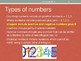 Introduction to Integers PowerPoint - 6.NS.5